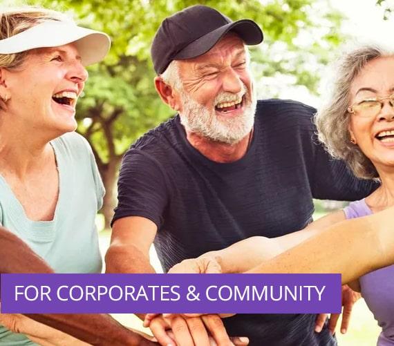 For Corporates & Community
