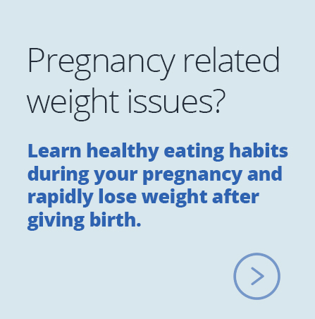 Pregnancy related weight issues?