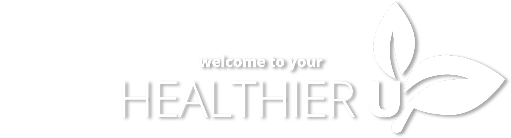 Welcome to your Healthier U