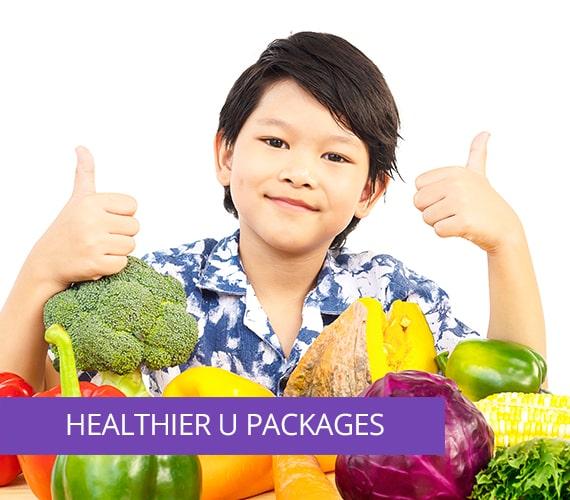Healthier U Packages